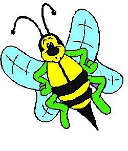 Brad the Blog Bee Award