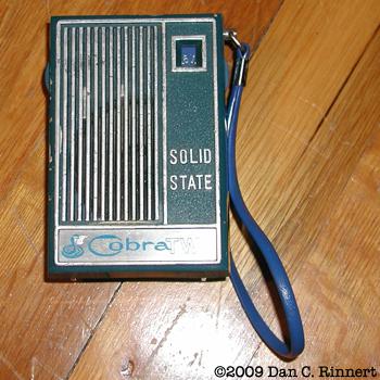 Vintage Cobra Radio