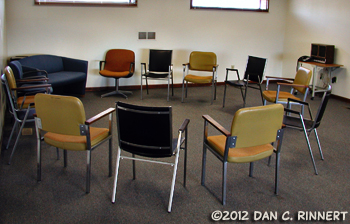 Mundane Monday: Chairs