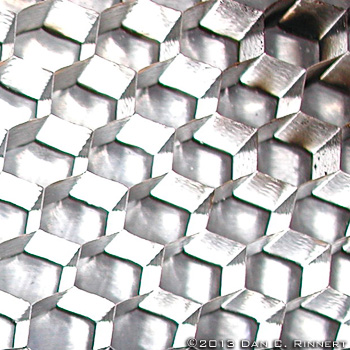 Metal Honeycomb 1632